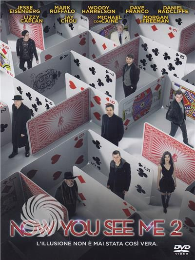 Now you see me 2 - DVD - thumb - MediaWorld.it