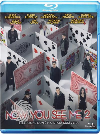 Now you see me 2 - Blu-Ray - thumb - MediaWorld.it