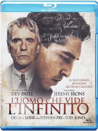 L'uomo che vide l'infinito - Blu-Ray - thumb - MediaWorld.it