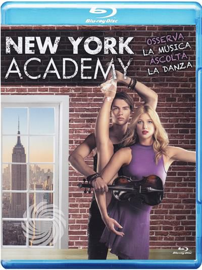 New York Academy - Blu-Ray - thumb - MediaWorld.it