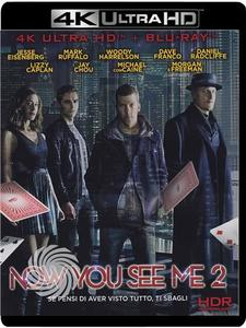 Now you see me 2 - Blu-Ray  UHD - MediaWorld.it