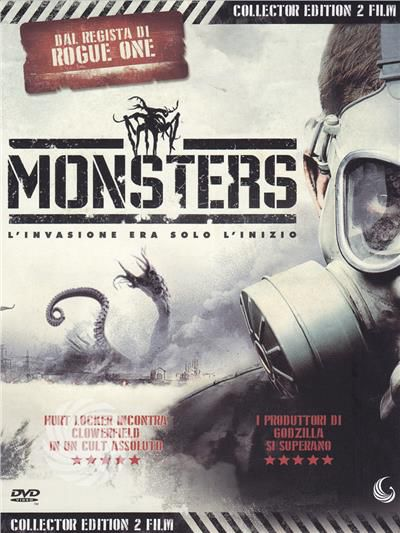 Monsters - Collector edition 2 film - DVD - thumb - MediaWorld.it