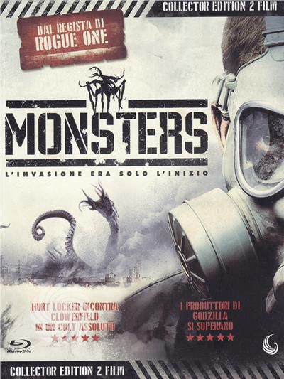 Monsters - Collector edition 2 film - Blu-Ray - thumb - MediaWorld.it