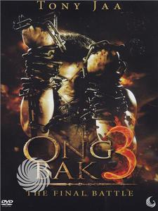 Ong Bak 3 - The final battle - DVD - thumb - MediaWorld.it