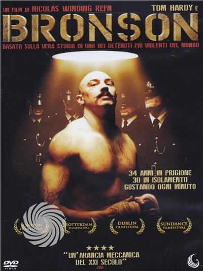 Bronson - DVD - thumb - MediaWorld.it