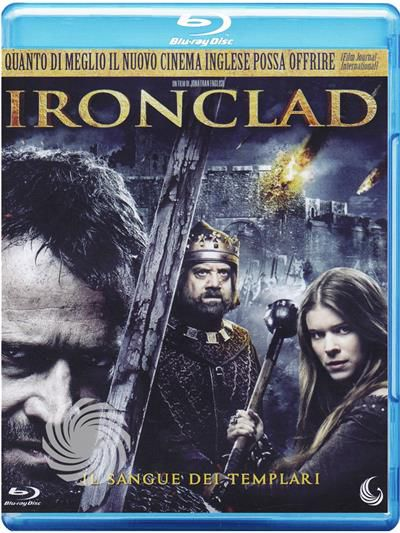 Ironclad - Blu-Ray - thumb - MediaWorld.it