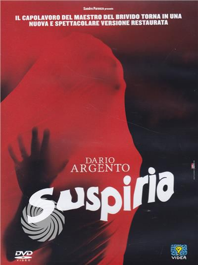 Suspiria - DVD - thumb - MediaWorld.it