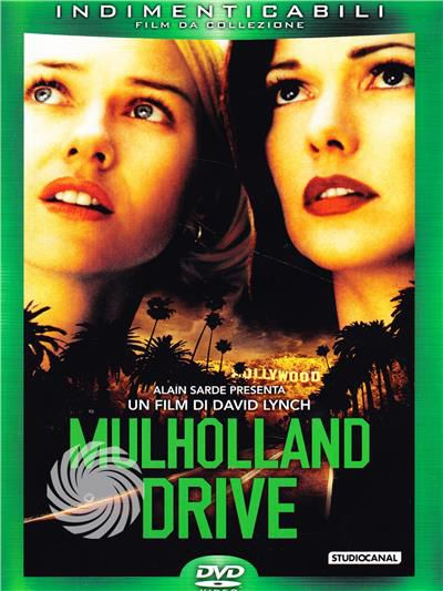 Mulholland Drive - DVD - thumb - MediaWorld.it