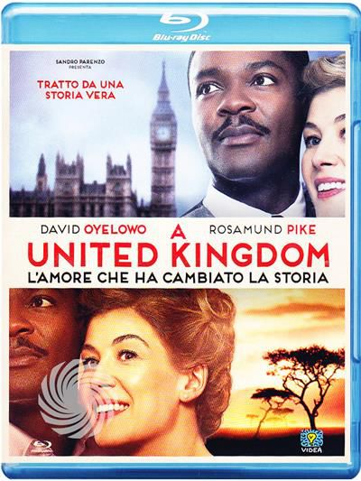 A United Kingdom - L'amore che ha cambiato la storia - Blu-Ray - thumb - MediaWorld.it
