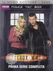 Doctor Who - DVD - Stagione 1 - thumb - MediaWorld.it