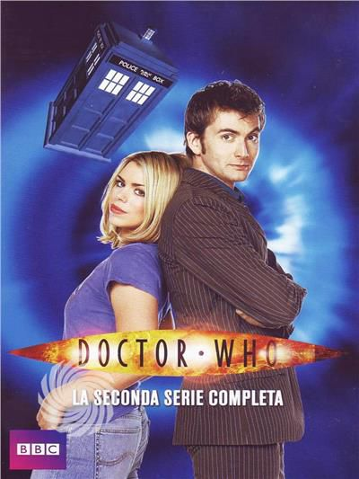 Doctor Who - DVD - Stagione 2 - thumb - MediaWorld.it