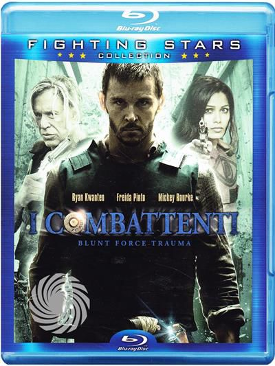 I COMBATTENTI - BLUNT FORCE TRAUMA - Blu-Ray - thumb - MediaWorld.it