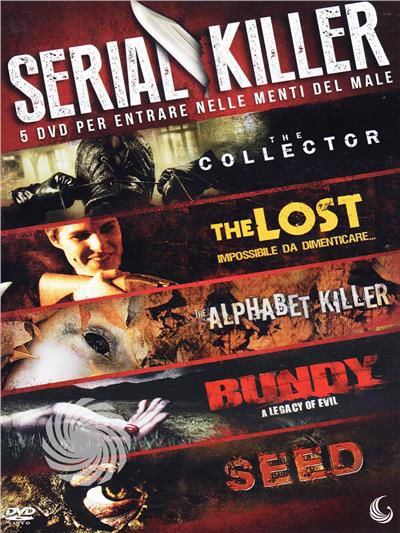 SERIAL KILLER - DVD - thumb - MediaWorld.it