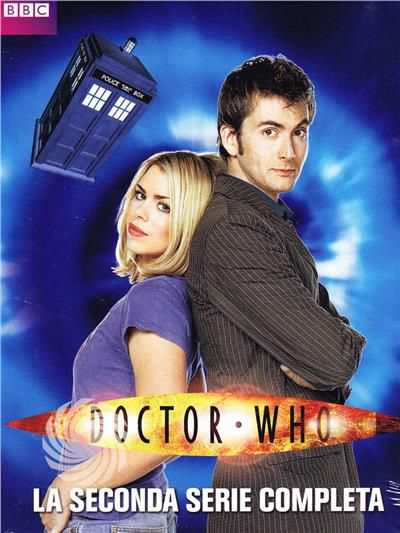 Doctor Who - Blu-Ray - Stagione 2 - thumb - MediaWorld.it