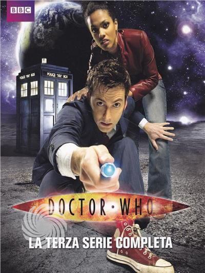 Doctor Who - Blu-Ray - Stagione 3 - thumb - MediaWorld.it