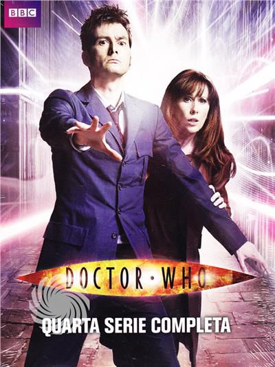 Doctor Who - Blu-Ray - Stagione 4 - thumb - MediaWorld.it