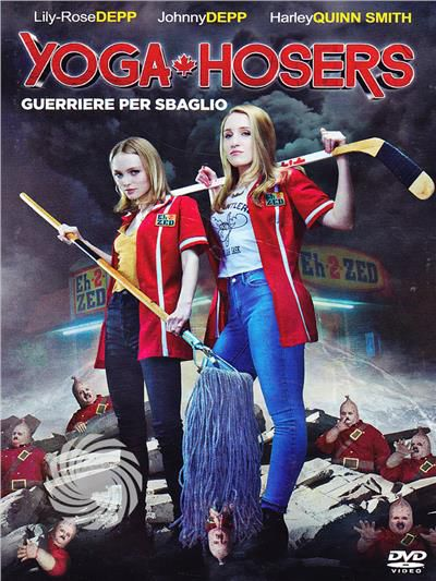 YOGA HOSERS - GUERRIERE PER SBAGLIO - DVD - thumb - MediaWorld.it