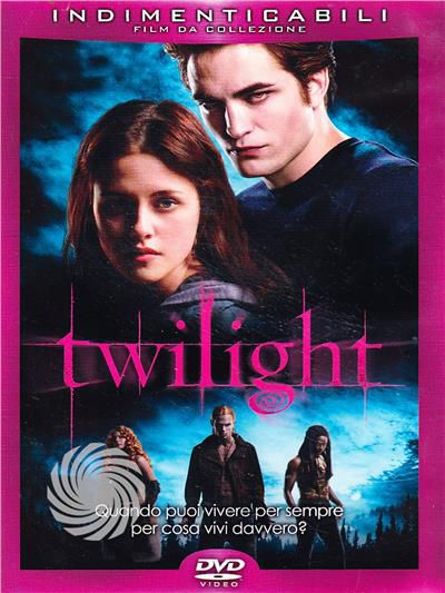 Twilight - DVD - thumb - MediaWorld.it
