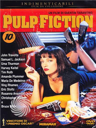 Pulp fiction - DVD - thumb - MediaWorld.it