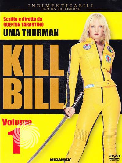 Kill Bill - Volume 1 - DVD - thumb - MediaWorld.it
