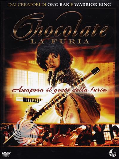 CHOCOLATE - LA FURIA - DVD - thumb - MediaWorld.it