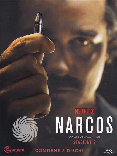 Narcos - Stagione 02 - Blu-Ray - thumb - MediaWorld.it