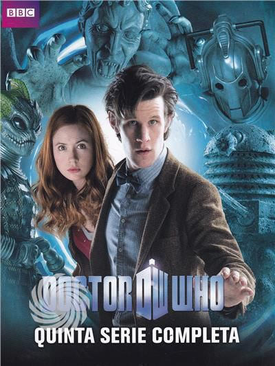 Doctor Who - Stagione 05 - Blu-Ray - thumb - MediaWorld.it