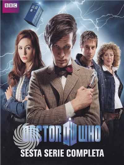 Doctor Who - Stagione 06 - Blu-Ray - thumb - MediaWorld.it