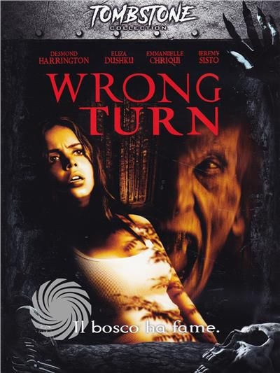 Wrong turn - DVD - thumb - MediaWorld.it