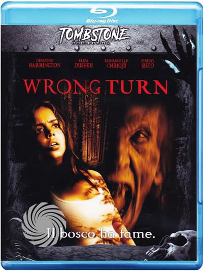 Wrong turn - Blu-Ray - thumb - MediaWorld.it
