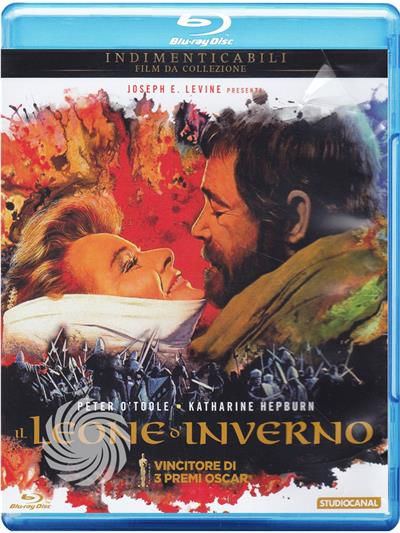 Il leone d'inverno - Blu-Ray - thumb - MediaWorld.it