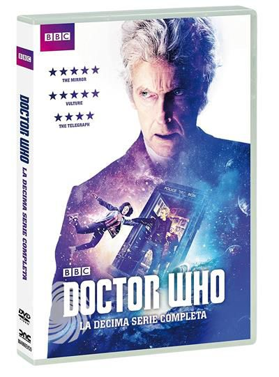 Doctor Who - Stagione 10 - DVD - thumb - MediaWorld.it