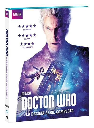 Doctor Who - Stagione 10 - Blu-Ray - thumb - MediaWorld.it