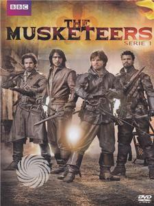 The Musketeers - DVD - Stagione 1 - thumb - MediaWorld.it