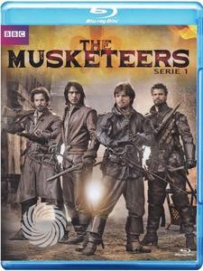 The Musketeers - Blu-Ray - Stagione 1 - thumb - MediaWorld.it