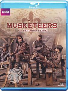 The Musketeers - DVD - Stagione 2 - thumb - MediaWorld.it