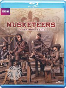 The Musketeers - Blu-Ray - Stagione 2 - thumb - MediaWorld.it
