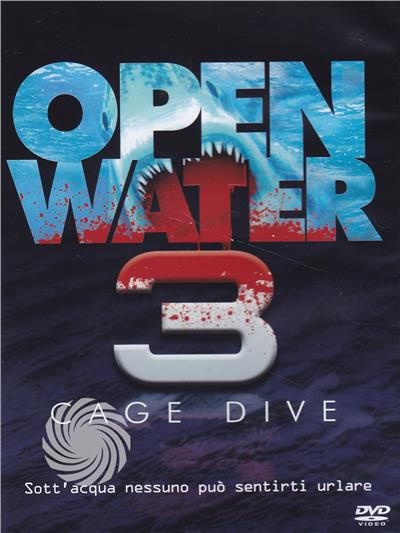 OPEN WATER 3 - CAGE DIVE - DVD - thumb - MediaWorld.it