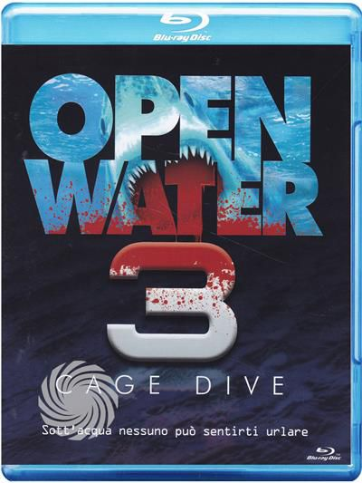 OPEN WATER 3 - CAGE DIVE - Blu-Ray - thumb - MediaWorld.it