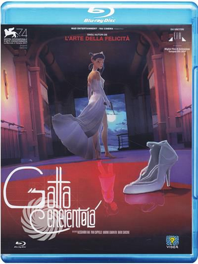 Gatta Cenerentola - Blu-Ray - thumb - MediaWorld.it
