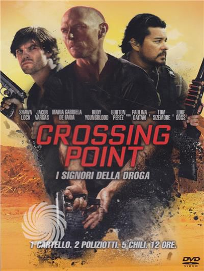 CROSSING POINT - I SIGNORI DELLA DROGA - DVD - thumb - MediaWorld.it