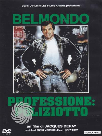 PROFESSIONE: POLIZIOTTO - DVD - thumb - MediaWorld.it