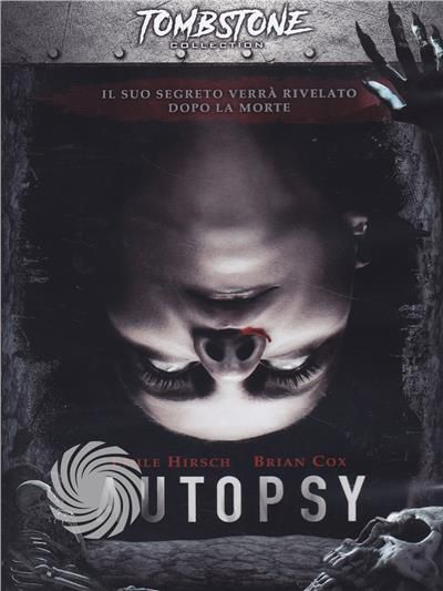 Autopsy - DVD - thumb - MediaWorld.it