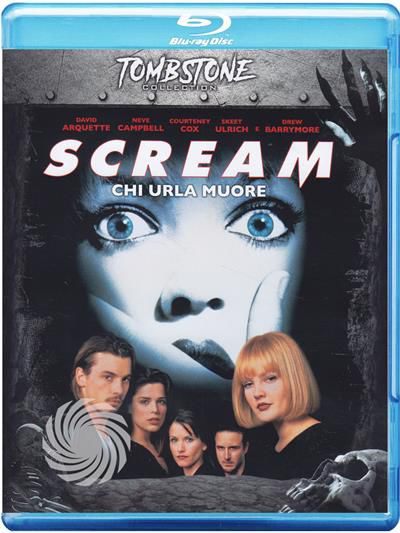 Scream - Blu-Ray - thumb - MediaWorld.it