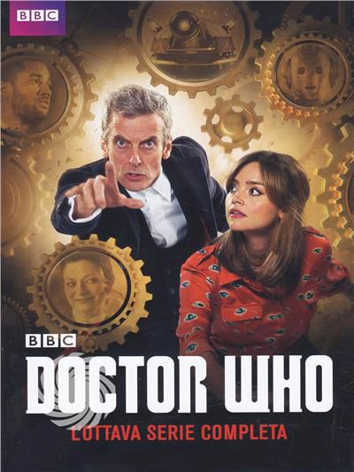 Doctor Who - DVD - Stagione 8 - thumb - MediaWorld.it