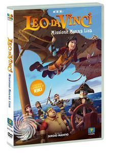 LEO DA VINCI - MISSIONE MONNA LISA - DVD - thumb - MediaWorld.it