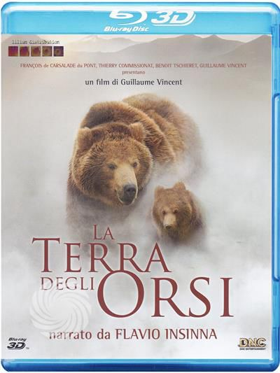 La terra degli orsi - Blu-Ray  3D - thumb - MediaWorld.it