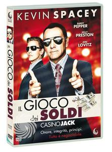 Il gioco dei soldi - Casino Jack - DVD - thumb - MediaWorld.it