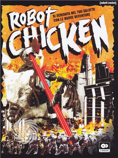 Robot Chicken - DVD  - Stagione 6 - thumb - MediaWorld.it