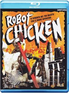Robot Chicken - Blu-Ray  - Stagione 6 - thumb - MediaWorld.it